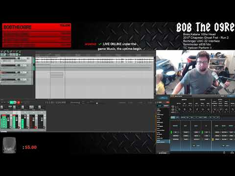 Recording Square Hammer Live in Reaper