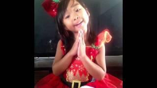 Lagu Natal Toraja Tasangsirampunan by Charice Kinawa