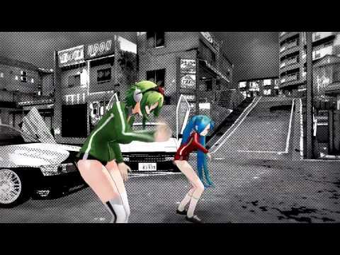 【MMD】ジャージブルマで踊るパンダヒーロー【モデル配布有り】