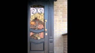 Двери из филенки с ковкой и со стеклом !(Элитные двери под заказ от производителя . Замер , доставка , установка ! Скидки ! Звоните : +7(495)642-50-75., 2015-02-01T16:48:00.000Z)