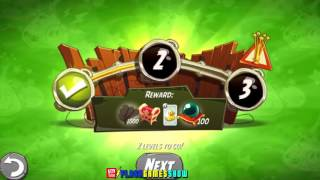 Angry Birds 2: Daily Challenges #5 (full week)