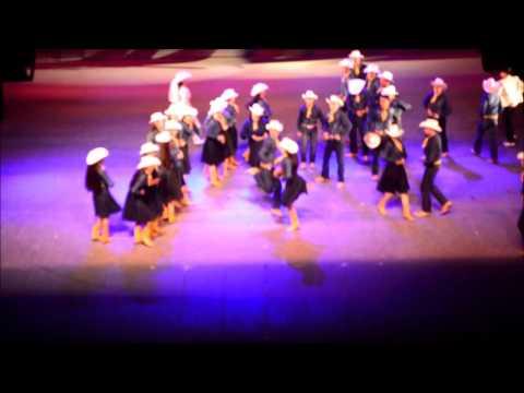 Calabaceado l Xochipilli l Raíces de Nuestro México 2015