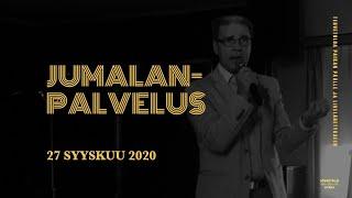 """""""Jumalan siunaus"""" - Timo Hakkarainen"""