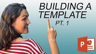 So Erstellen Sie Eine PowerPoint-Vorlage: Machen Sie Ihre Eigenen Slide-Hintergrund (1 von 3)