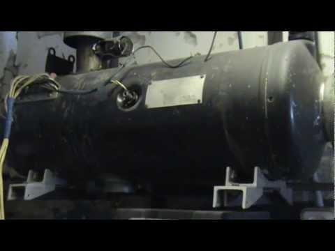 Запуск отопителя ОВ65