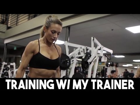 TRAIN WITH MY TRAINER