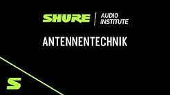 Shure Webinar: Antennentechnik