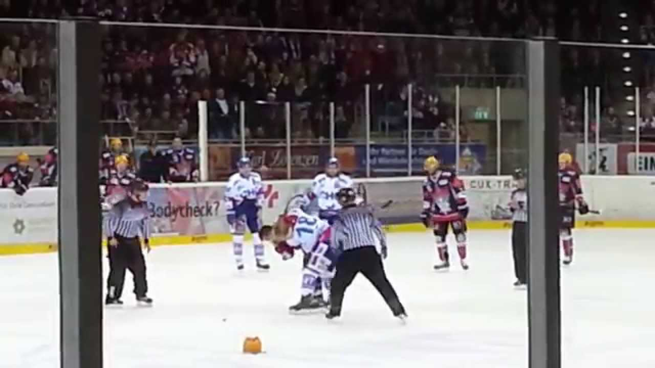 Eishockey Schlägereien