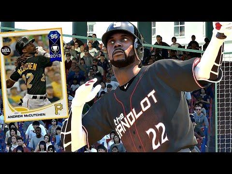 FLASHBACK MCCUTCHEN BREAKOUT GAME!! MLB The Show 17 Diamond Dynasty