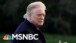 Trump Attacks Press Over Photo Saying Orange Skin Was Edited | The 11th Hour | MSNBC
