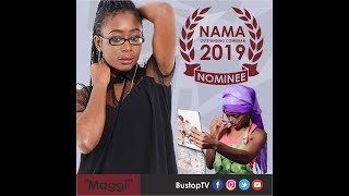 MAGI NOMINATED FOR NAMA OUTSTANDING COMEDIAN