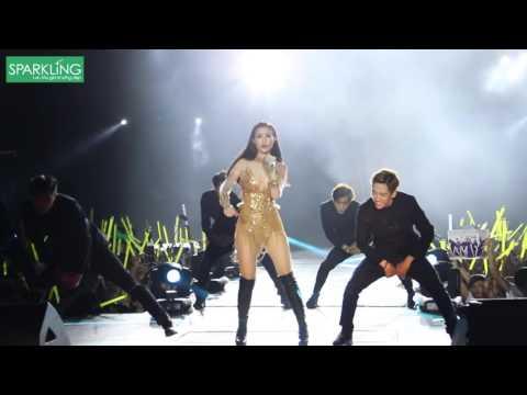 [Sparkling] Đông Nhi mở màn ấn tượng trong liveshow kỷ niệm 8 năm ca hát | It
