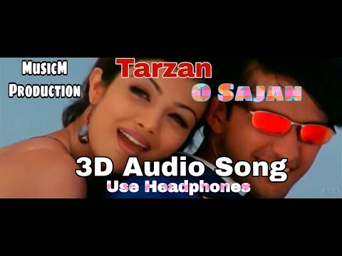 O sajan | 3D + bass booster | Old is Gold