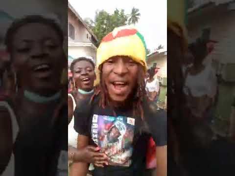 Grenada jouvert Grenville Edition pt.1( Blazzer sharpen like a razor live )