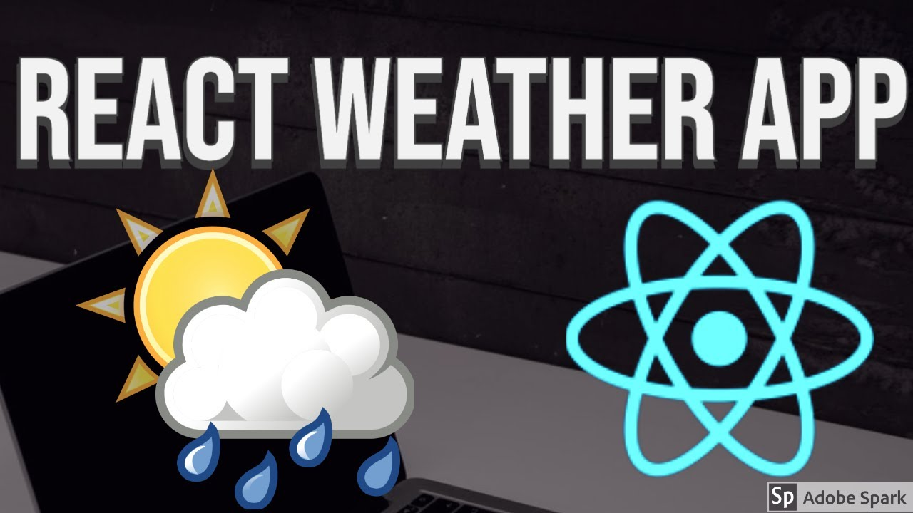 React Weather App Component Design #38