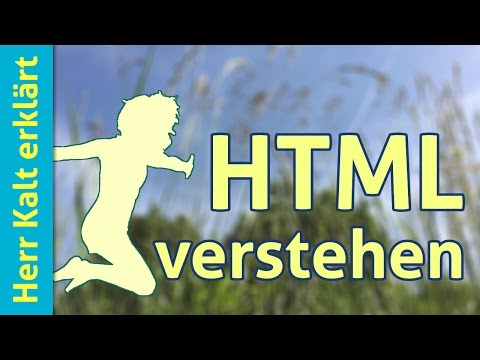 HTML Tutorial (deutsch) –HTML Endlich Verstehen