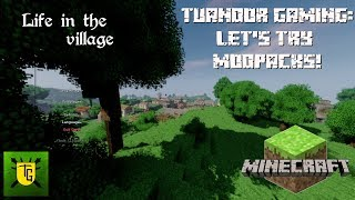 Minecraft Modpacks: Life in the Village Ep.16