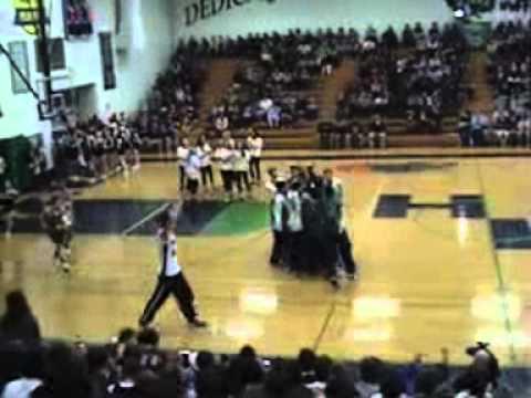 Harrison High School Basketball I BELIEVE THAT WE WILL WIN   Church's Choir Feb  3 2012
