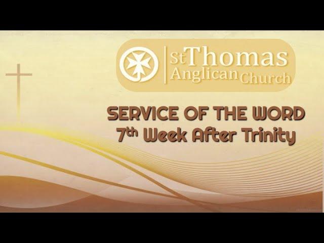 Trinity 7 service