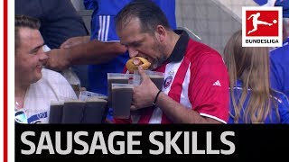 8 Beers and a Bratwurst At One Go: Brilliant Bundesliga Balancing Act