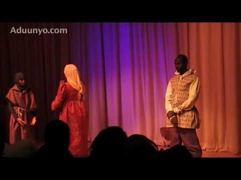 Romeo & Juliet in Somali Part 1