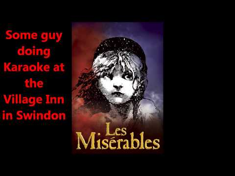 Karaoke Bring Him Home les mis - Swindon