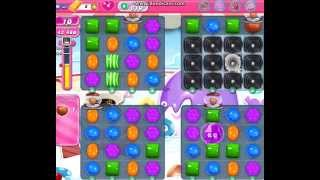 candy crush level 610 how to move frog frogtastic