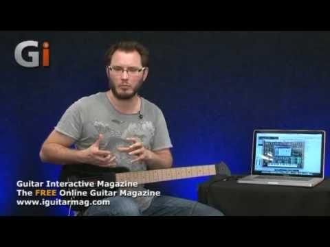 You Rock MIDI Guitar Review - Guitar Interactive Magazine Issue 14 - Richie Kotzen