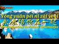 永远陪你在一起 Yong Yuan Pei Ni Zai Yi Qi - 倪尔萍 Ni Er Ping Lirik dan Terjemahan