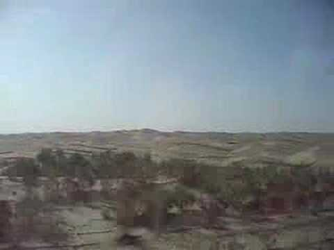 Xinjiang, China, Taklamakan Desert