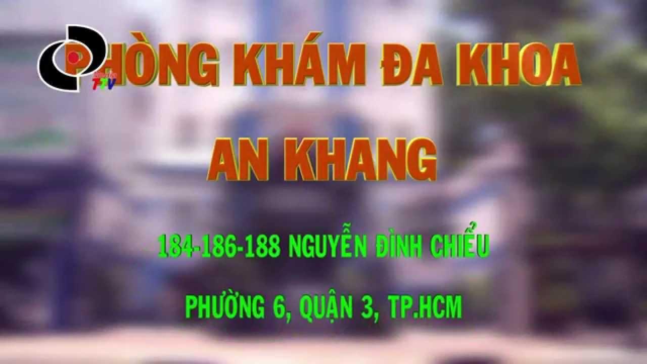 Quảng cáo Vinamilk – Giới thiệu phòng khám đa khoa An Khang (1m)