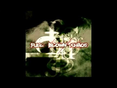 Full Blown Chaos - Self Titled (Full Ep) - 2001