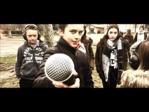 "DOMMAGE - Bigflo & Oli (cover) - 6° ""Musique Et Spectacle"" 2018 - Collège Ste Marie - St Chamond"