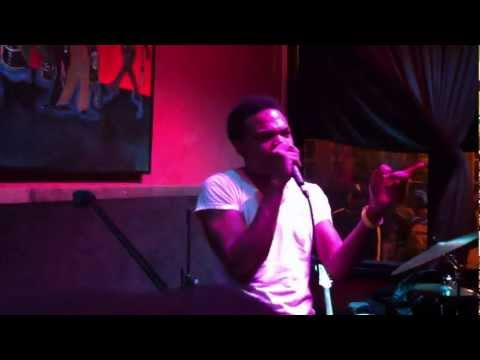 Chance The Rapper - Hey Ma @ Tonic Room 9/29/2012