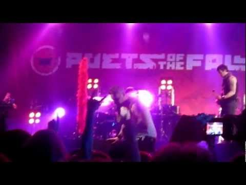 Poets of the Fall - Everything Fades (Moscow 24.03.13) mp3