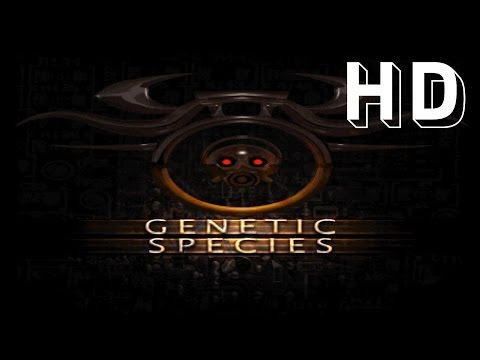 Strange Foreign Games | Genetic Species (with CDA) (1998) - Amiga 1200 CD