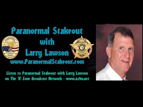 Paranormal Stakeout with Larry Lawson - EP 7 - Guest: Gwilda Wiyaka