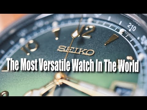PROOF: The Seiko Alpinist Is The Most Versatile Watch In The World