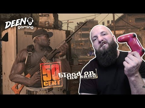 50 Cent Blood On The Sand Ps3 Live Gameplay Youtube