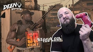 50 Cent: Blood On The Sand (PS3) LIVE GAMEPLAY