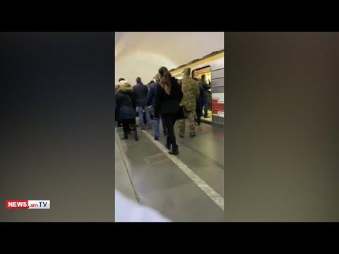 Մետրոն շարունակում է պարալիզացված մնալ. քաղսքացիները թույլ չեն տալիս` գնացքները շարժվեն