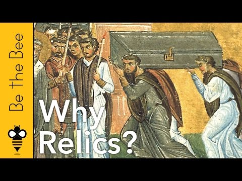 Be the Bee #80 | Why Relics? (Featuring Andrew Boyd, OCA Youth and Young Adult Ministries Director)