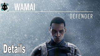 Rainbow Six Siege: Operation Shifting Tides - Kali and Wamai Details [HD 1080P]