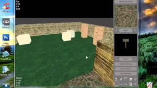Silent Walk FPS Creator 2 - 7 урок тест уровня или быстрый экспорт