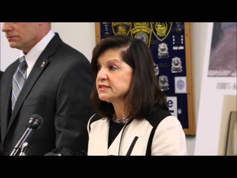 PRESS CONFERENCE     CAPE COD DRUG TRAFFICKERS ARRESTED    3 charged with murder    4 5 16