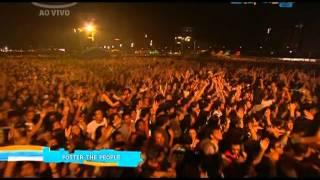 Foster the People - Call It What You Want (São Paulo 2012) [lyrics/legendado]