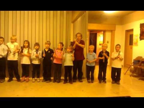 Trinity Lutheran Classical School Chimers