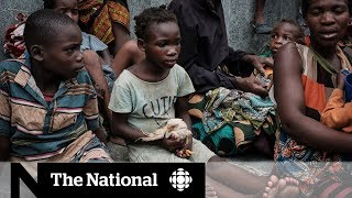 Mozambique cyclone has left 400,000 people homeless