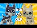 NEW LPS GREAT DANE?!  Littlest Pet Shop Unboxing Review Series 1 | Alice LPS
