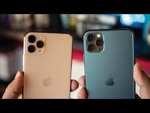 IPhone 11 Pro Max UNBOXING And REVIEW